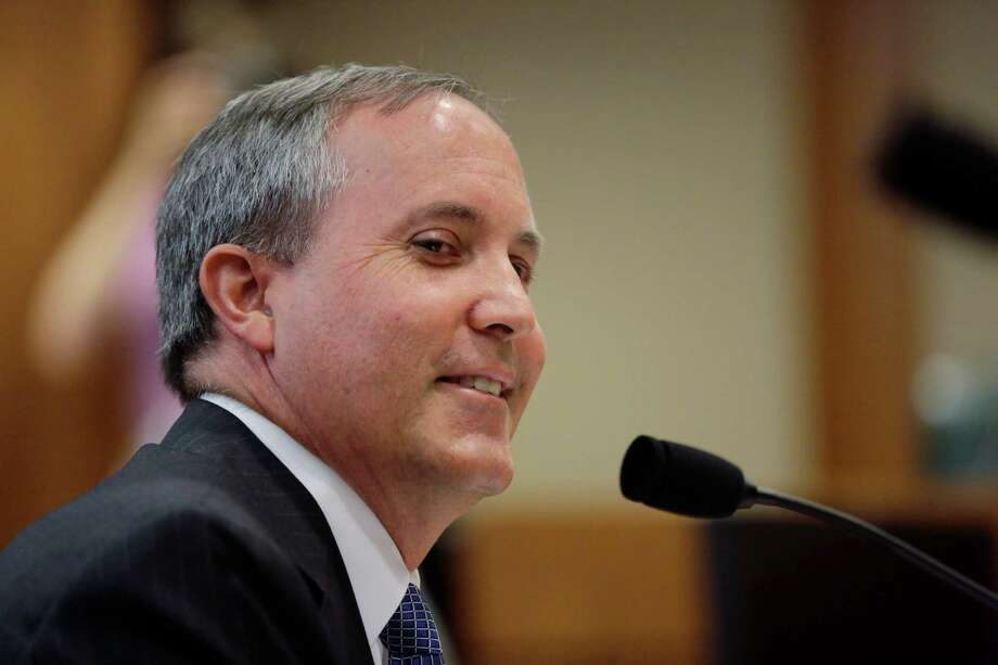 Texas Attorney General Ken Paxton's vow to sue the Obama administration over new air quality rules was predictable, but it also is a bad move on many levels. Photo: Eric Gay /Associated Press / AP