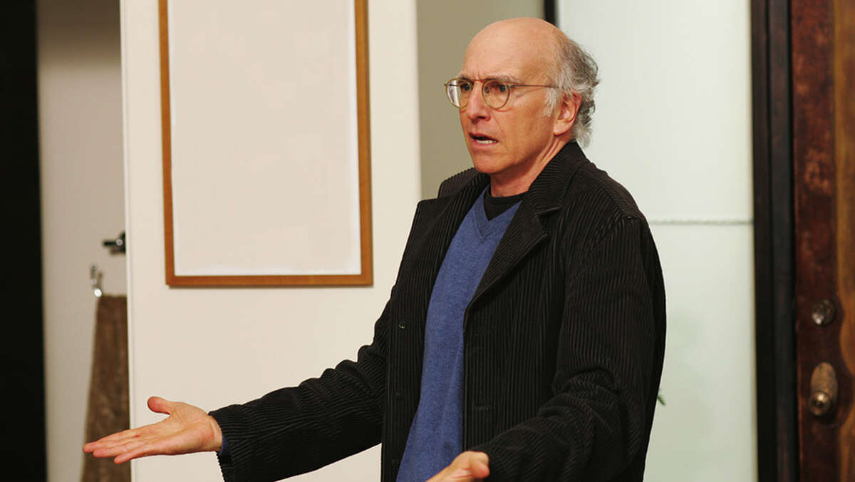 Curb Your Enthusiasm Larry David brought his hysterically funny misanthropic spirit that helped shape
