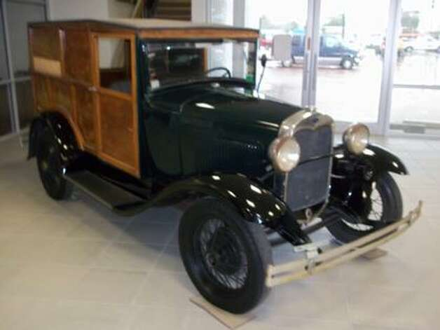 1930 ford model a woody photo courtesy of. Cars Review. Best American Auto & Cars Review