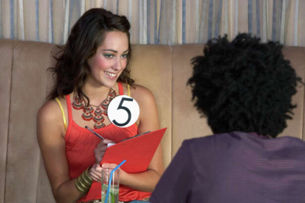 Young Couple Speed Dating HERO