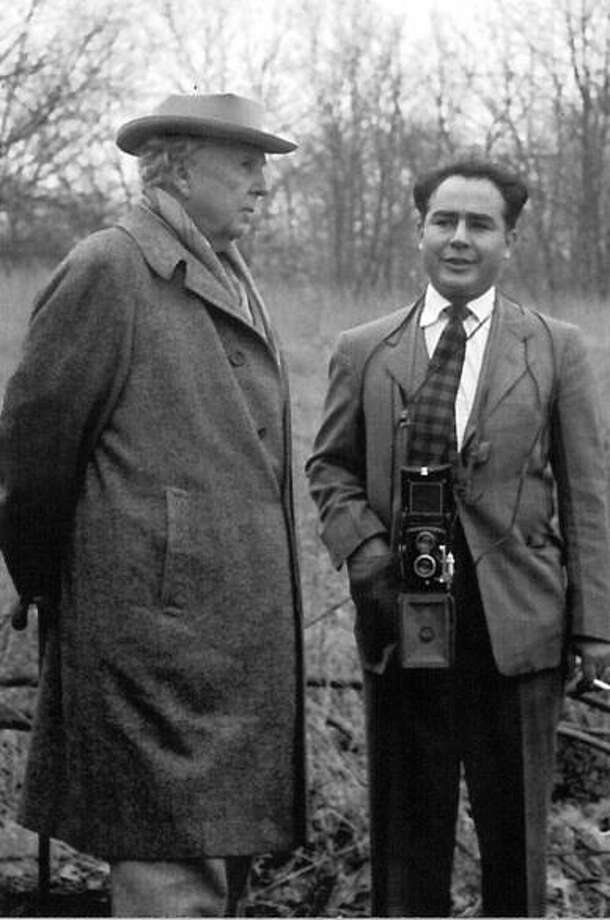 """The New Canaan Historical Society will have a preview showing of the new PBS documentary, """"Pedro E. Guerrero: A Photographer's Journey,"""" at 3 p.m. on Aug. 30 in the Town House. Guerrero lived in New Canaan. Photo: Contributed Photo / New Canaan News"""