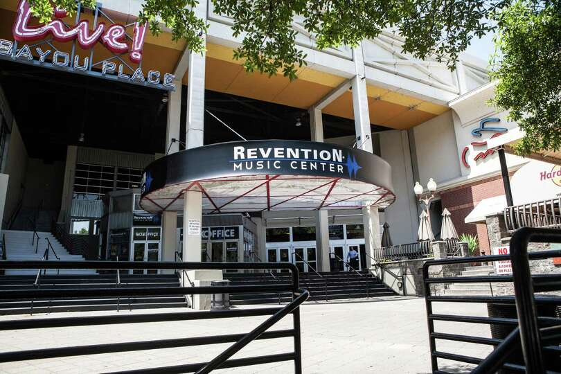 venue revention music center