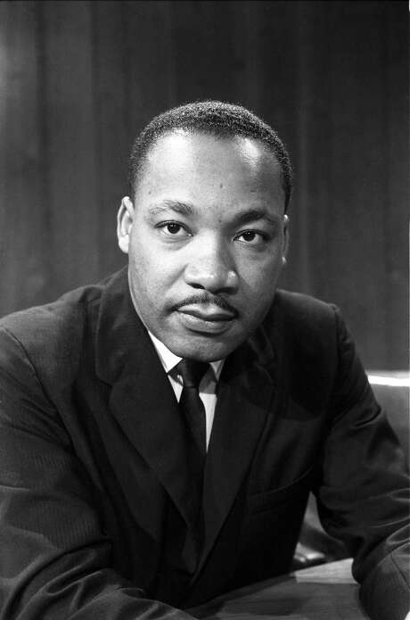 Martin Luther King Jr.'s original version was made in 1962. Photo: ALLYN BAUM / New York Times / NYTNS