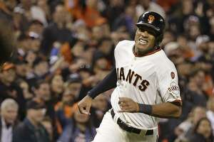 Giants beat: Crawford aching, Maxwell designated for assignment - Photo