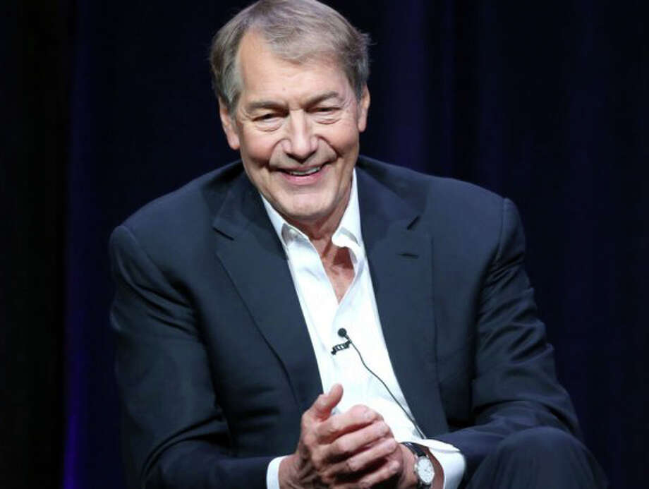 Charlie Rose, veteran television talk show host and news anchor, will be the featured guest at the Sept. 19 gala celebrating the 25th anniversary of the Quick Center for the Arts at Fairfield University. Photo: Getty Images / Getty Images / Fairfield Citizen