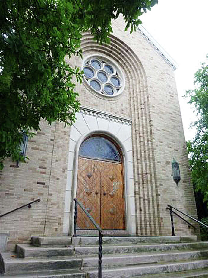 "Calvin United Church of Christ will host ""A Taste of Hungary Festival"" on Saturday. Photo: File Photo / File Photo / Fairfield Citizen"
