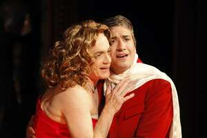 Fun with melodrama at Cal Shakes - Photo