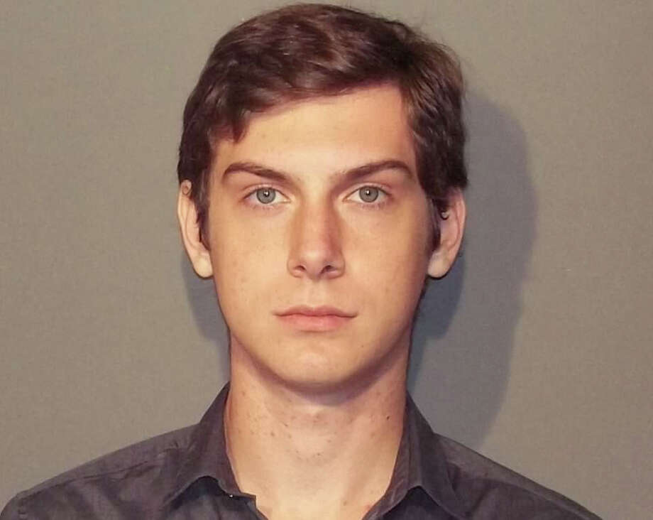 Formentin, 22, of 59 Maple Place, New Canaan, was charged in two warrants on Friday with one count each of sixth-degree larceny, fifth-degree larceny, and conspiracy to commit larceny, and two counts of third-degree forgery, according to New Canaan Police Lt. Jason Ferraro. Photo: Contributed / Contributed Photo / New Canaan News