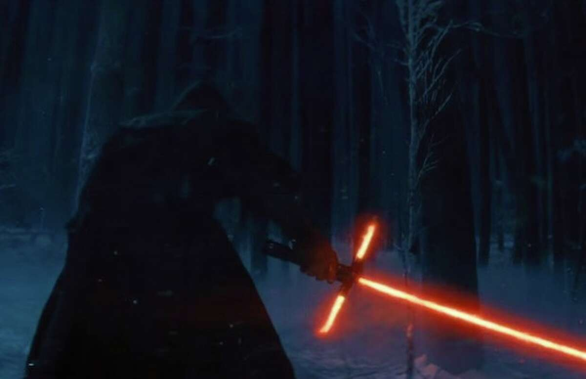Is Kylo Ren related to Darth Vader? Yes - 20 percent No - 80 percent