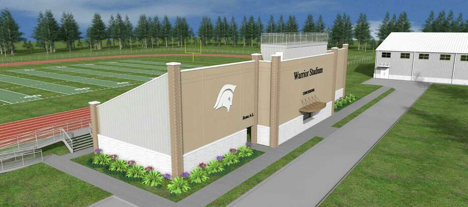 The Woodlands Christian Academy is expanding its athletics facilities. By mid-September, the school will complete its first track field and upgrades to its existing football stadium.