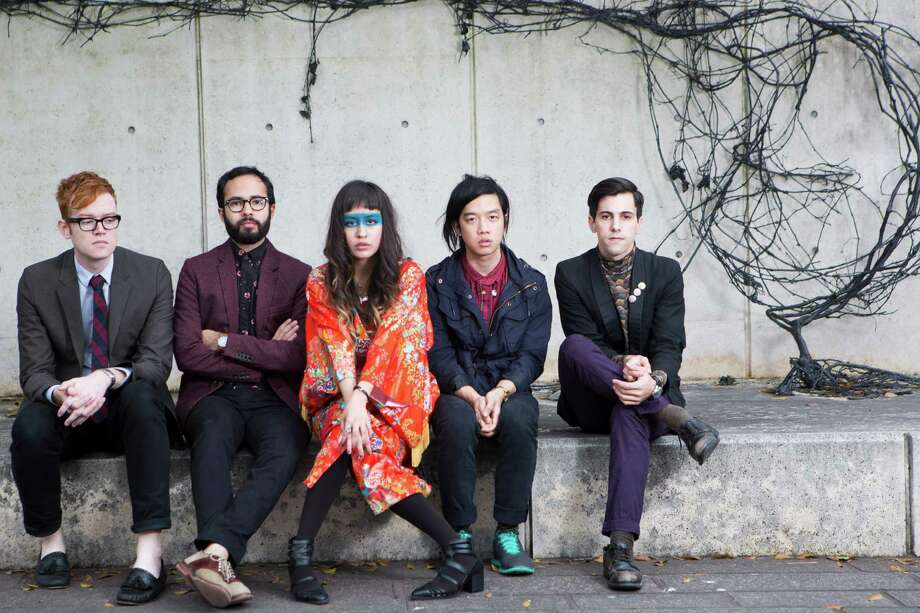 Houston bands the Wild Moccasins, above, and Buxton, below, will perform at Pegstar's final show at Fitzgerald's. Photo: Marie D. De Jeséºs, Staff / 2014 Houston Chronicle