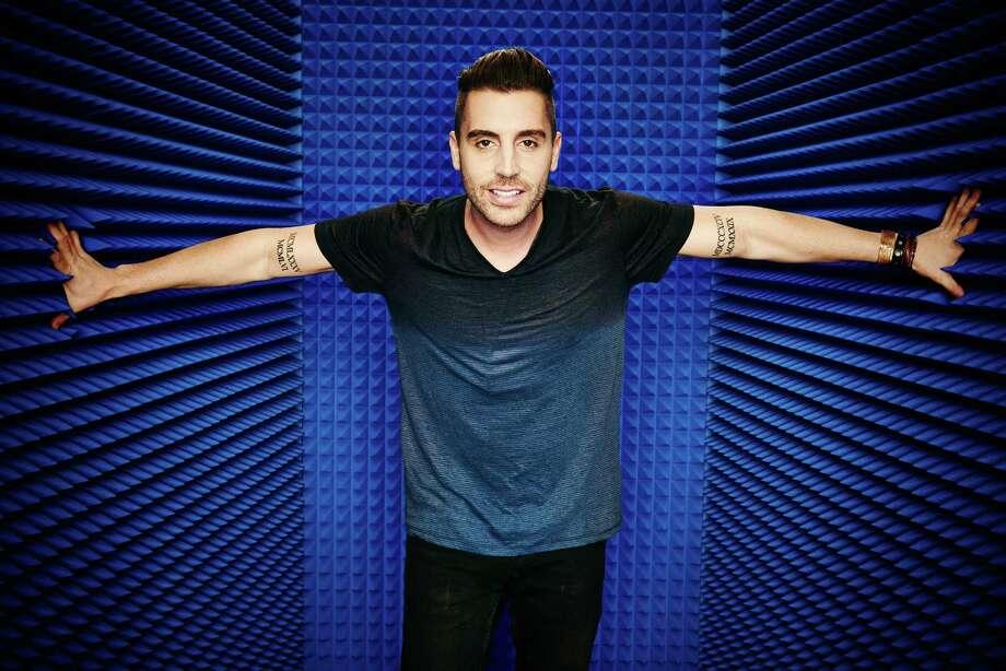 """American Idol"" Season 14 winner Nick Fradiani"