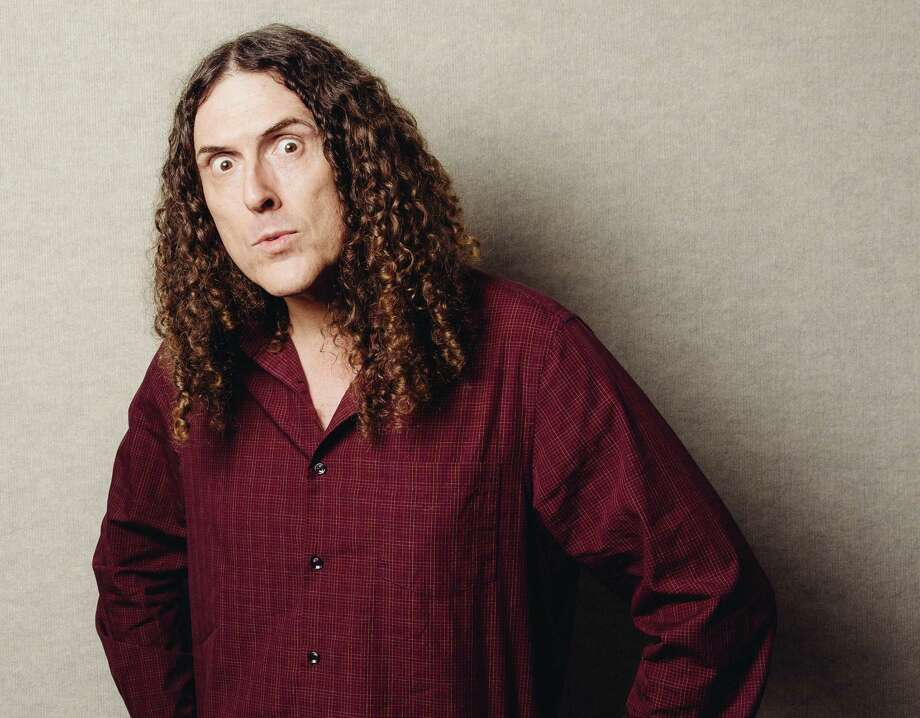 """Weird Al"" Yankovic is scheduled to perform in Houston on July 14 at Wortham Center's Brown Theatre. Keep clicking to see which other big-name comedians are headed to the Bayou City this year. Photo: Casey Curry, INVL / Invision"