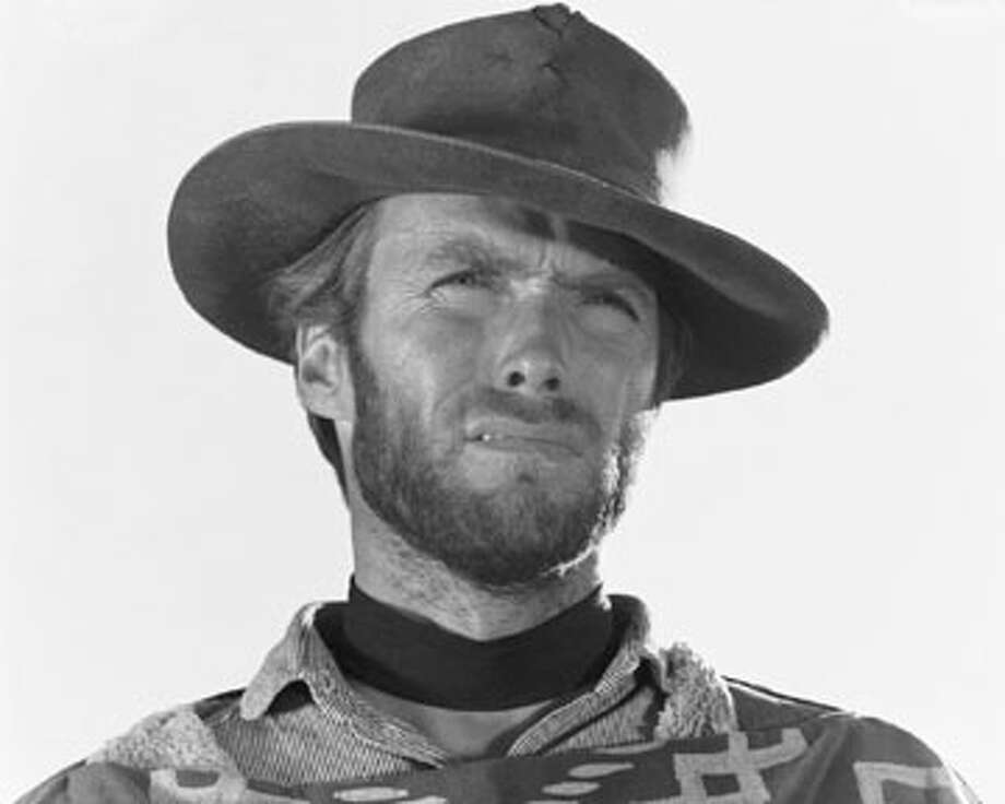 """Clint Eastwood, in movie""""The Good, the Bad, and the Ugly,"""" From: LFeuerbach@mfah.org [mailto:LFeuerbach@mfah.org]  Sent: Friday, November 21, 2003 11:52 AM To: Luman, Betty; MacInnis, Roberta Subject: MFAH films  Hi,  I know we've missed next week's Preview deadline, but if the film page is still open and you can run one of the attached images, please do. The MFAH will show the restored re-edited widescreen print of Clint Eastwood's """"The Good, the Bad, and the Ugly,"""" on Friday, Nov. 28, and Saturday, Nov. 29, at 7 p.m., and on Sunday, Nov. 30, at 5 p.m.    On Friday, Nov. 28, MGM archivist and native Houstonian John Kirk, who supervised the restoration, will introduce the film. This version of the classic spaghetti Western includes 20 minutes of previously unseen footage. / handout"""