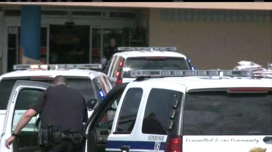 Waco police shot a a 48-year-old white man accused of trying to steal $80 worth of brisket on Aug. 11, 2015 from an H-E-B after the man allegedly drew a knife on officers and a store employee, according to media reports. Photo: Courtesy Of KBTX