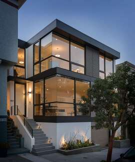 Cole Valley's 150 Carmel St. is a four-level, five-bedroom available for $7.69 million.