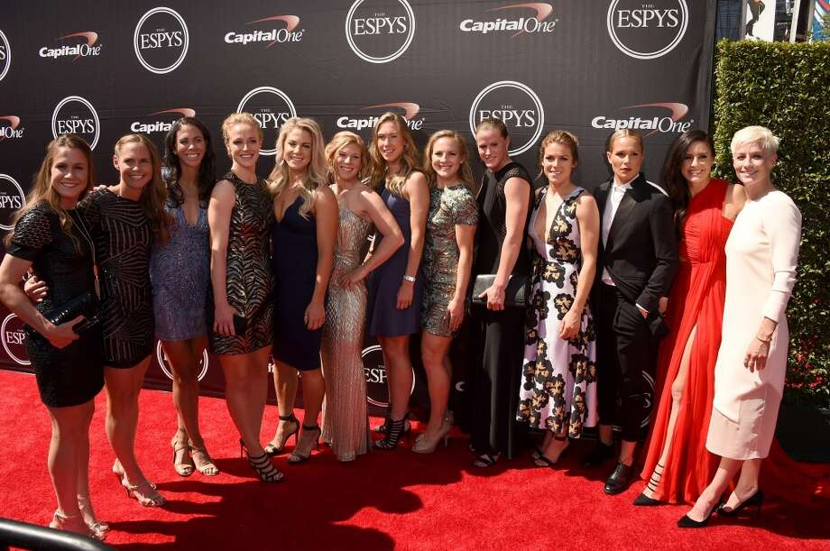 U.S. Women's National Soccer Team  Photo: Jason Merritt, Getty Images
