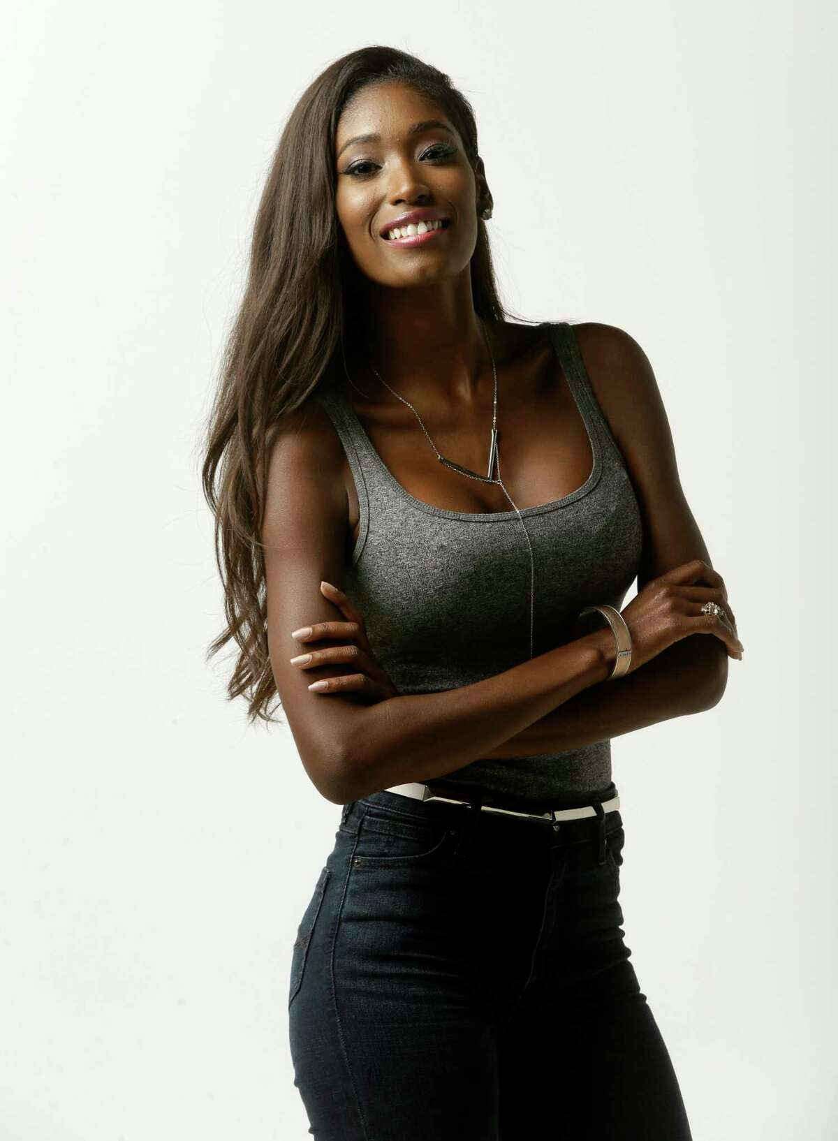 Hadassah Richardson, currently competing on the new season of