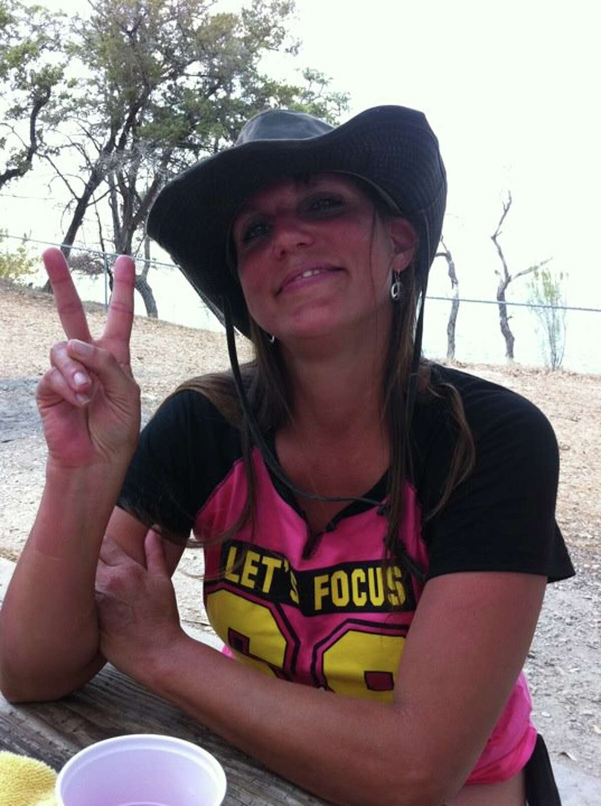 Dawn Strickland, 47, died in a parasailing accident in South Padre on August 8, 2015.