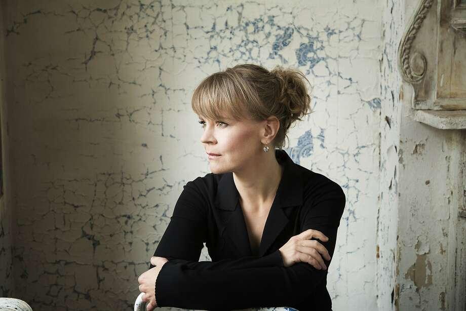 Conductor Susanna Mälkki Photo: Simon Fowler