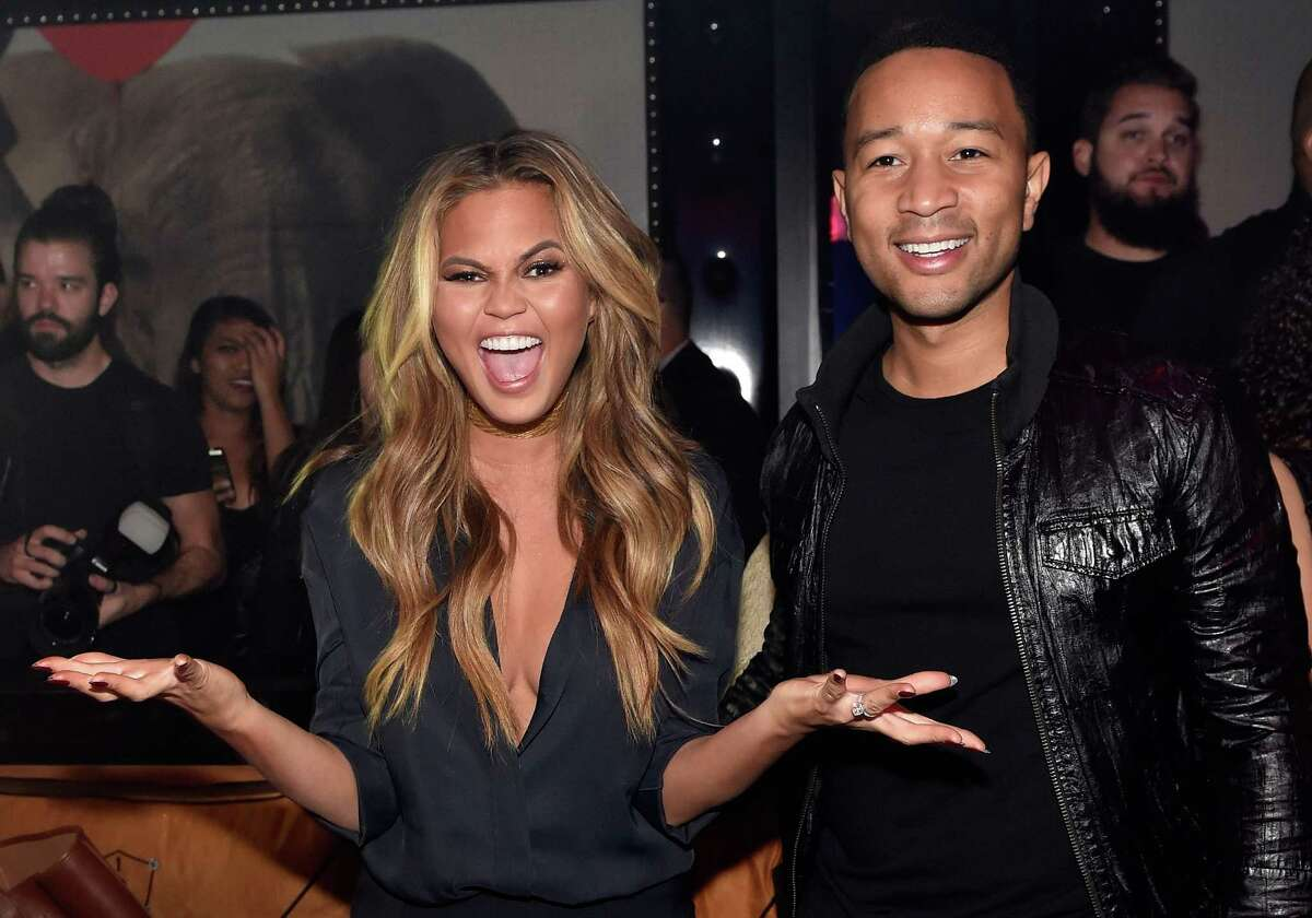 After four years of dating, Teigen married crooner John Legend on Sept. 14, 2013 in Como, Italy. Legend wrote the song