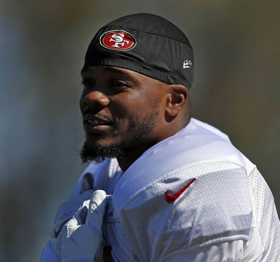 The 49ers say they knew when they signed Jerome Simpson that he was likely to receive a suspension for his past troubles. Photo: Scott Strazzante, The Chronicle