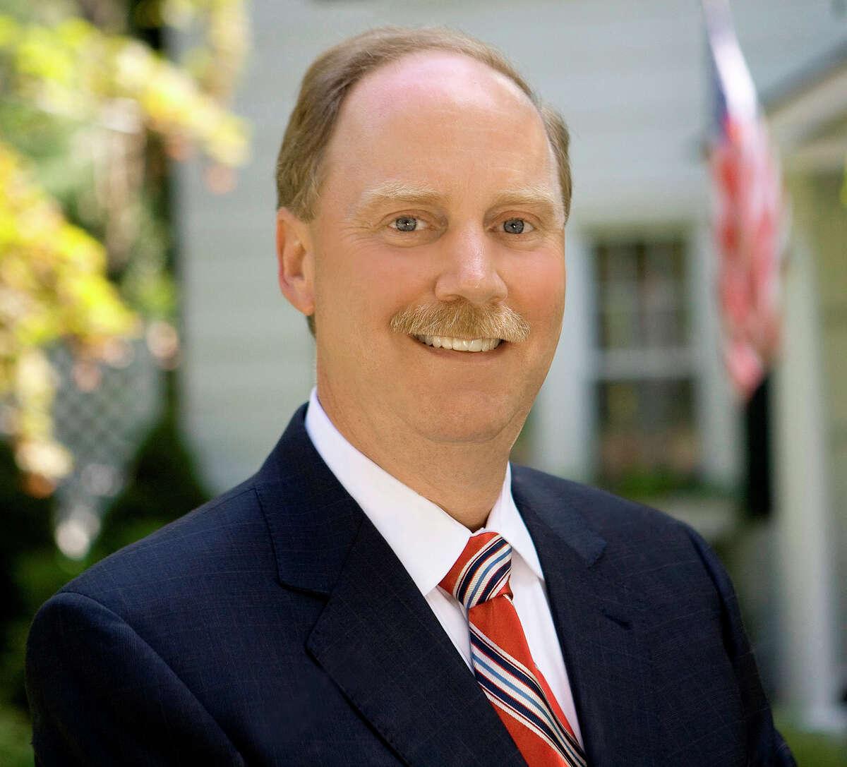 State Senator Michael McLachlan, 24th District. 2014