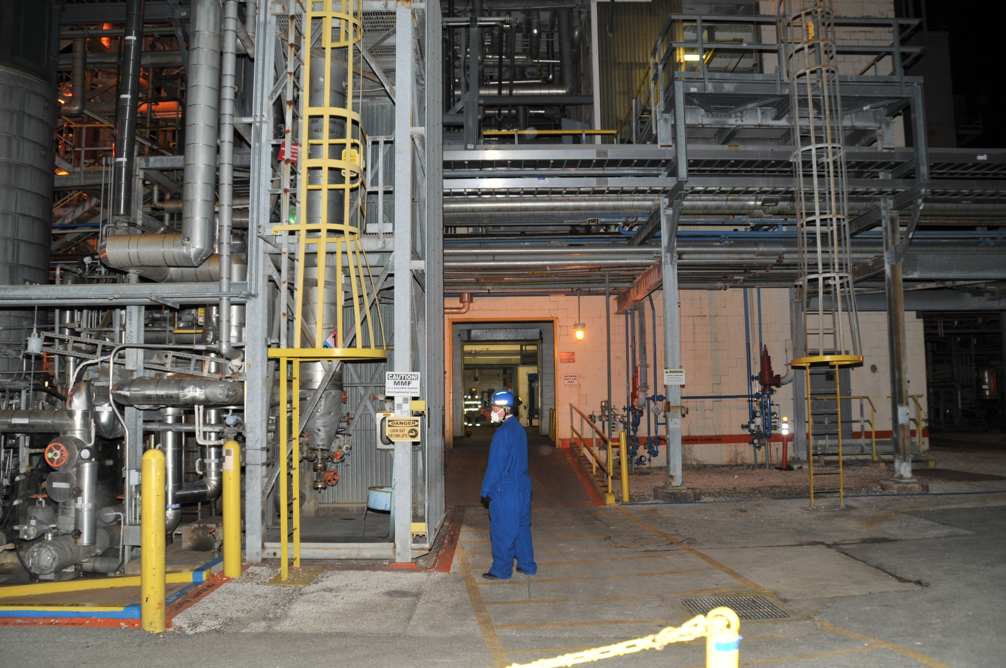 Dupont investigation houston for Laporte county state of emergency