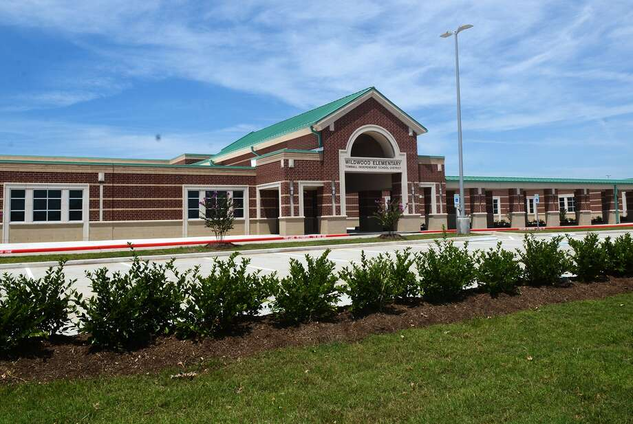Wildwood Elementary is one of three new campuses that will open doors to students in the district as a result of a $160 million bond that was passed in May 2013. Photo: Jerry Baker, Freelance