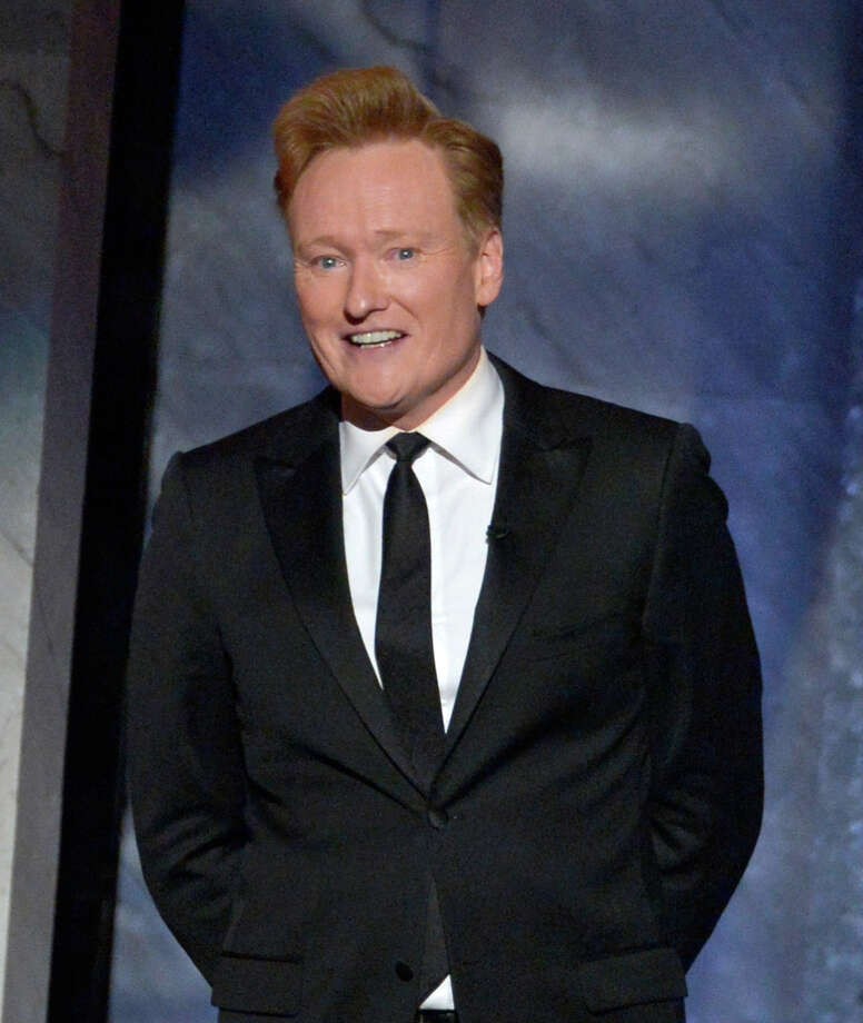 Conan O'Brien is hitting the streets in Mexico City to raise funds for U.S. President Donald Trump's proposed wall at the Mexican border.  Photo: Lester Cohen, Contributor / 2015 Lester Cohen