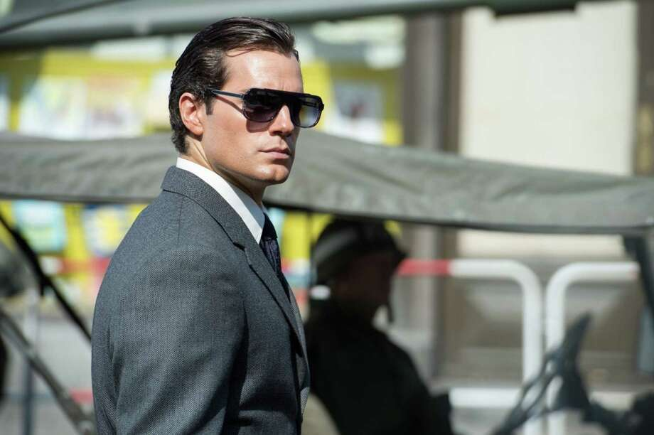 "Henry Cavill in ""The Man from U.N.C.L.E."" (Daniel Smith/Warner Bros. Entertainment/TNS) Photo: Daniel Smith, HO / Warner Bros. Entertainment"