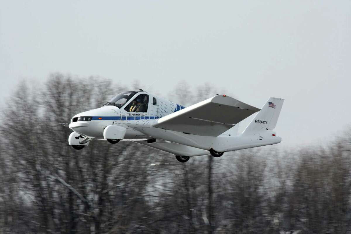 Flying cars Transition, a flying car made by Terrafugia, should hit the streets (and the skies) in 2017. One can be yours for the low, low price of $299,000.