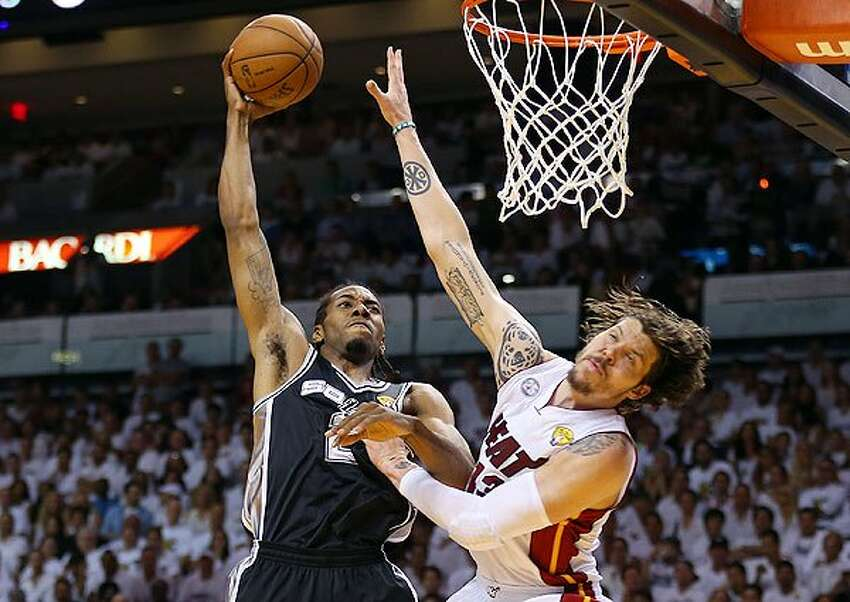 3. Kawhi Leonard, $16,407,500, 2015-16. Leonard more than earned his hefty paycheck after producing well beyond the scope of his rookie contract. A starter from Day 1, he's since blossomed into the reigning Defensive Player of the Year and one of the NBA's very best two-way players.