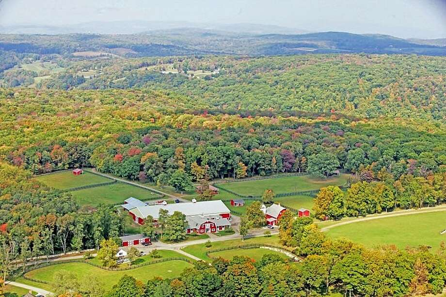 If you are looking for a horse farm combined with luxury, the following homes may be for you. $11,900,000. 1132 Chestnut Ridge Rd., Washington, NY 12522. For details call Elyse Harney Real Estate at 860-435-2200. View listing on realtor's web site. Photo: Courtesy Of Elyse Harney Real Estate