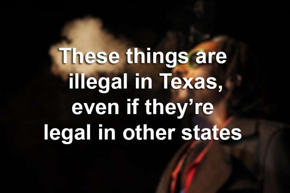 Scroll through the gallery to see which notable Texas laws won't change on Sept. 1.