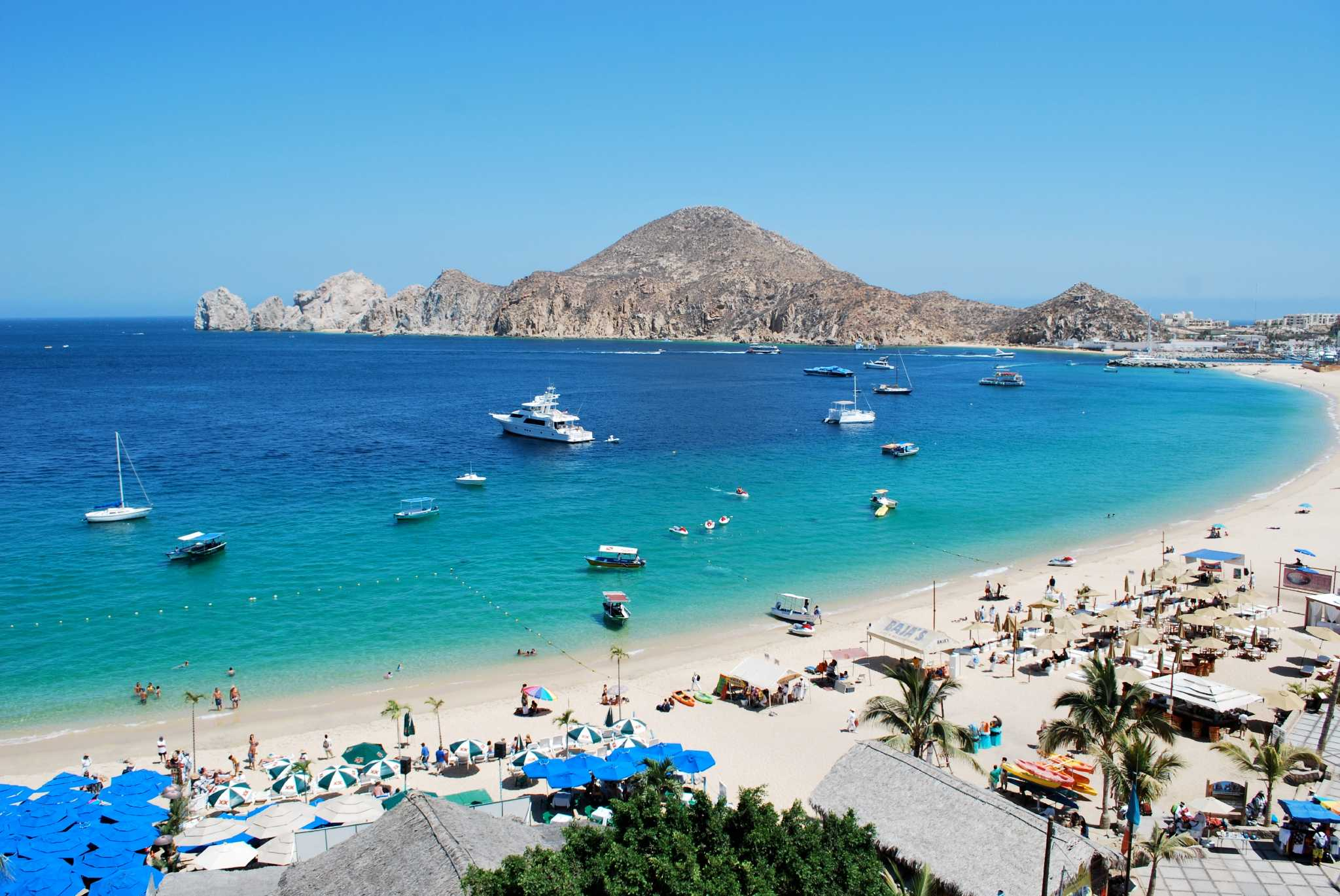 Stormy Weather Can T Stop Progress In Los Cabos Beaumont