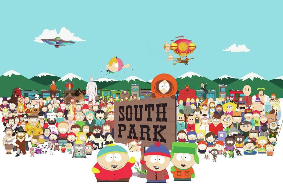 an analysis of the power of words in south park an american animated sitcom Focuses on the animated television (tv) series `family guy' description of the may 2, 1999 episode of the program criticism of the tv series `the simpsons' remarks from executive producer david zuckerman.