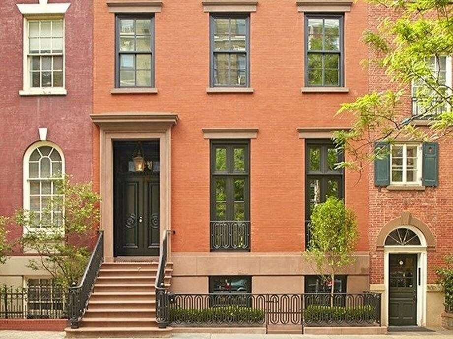First he listed his One Madison penthouse in April (which he'd only bought the year earlier), and now he's flipping a West Village townhouse he bought a mere five months ago. Located at 278 W. 11th St., the townhouse was originally a bed and breakfast; Murdoch converted it into a four-story mansion. Photo: Business Insider