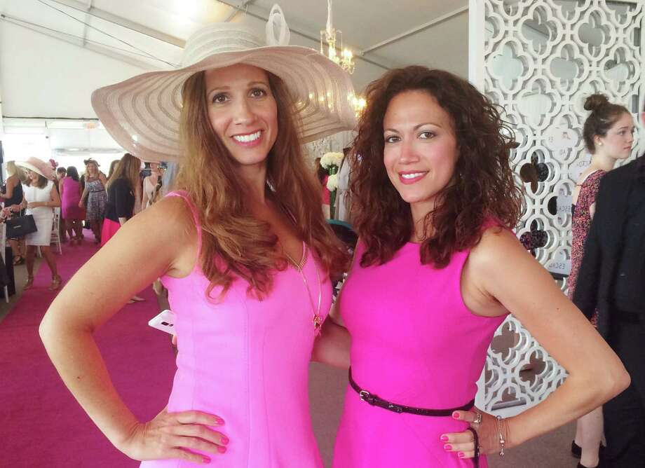 Were you Seen at the annual Fabulous Fillies Day at the Saratoga Race Course in Saratoga Springs on Thursday, Aug. 13, 1015? The event serves as a fundraiser for the Breast Cancer Research Foundation. Photo: Alexis Smith