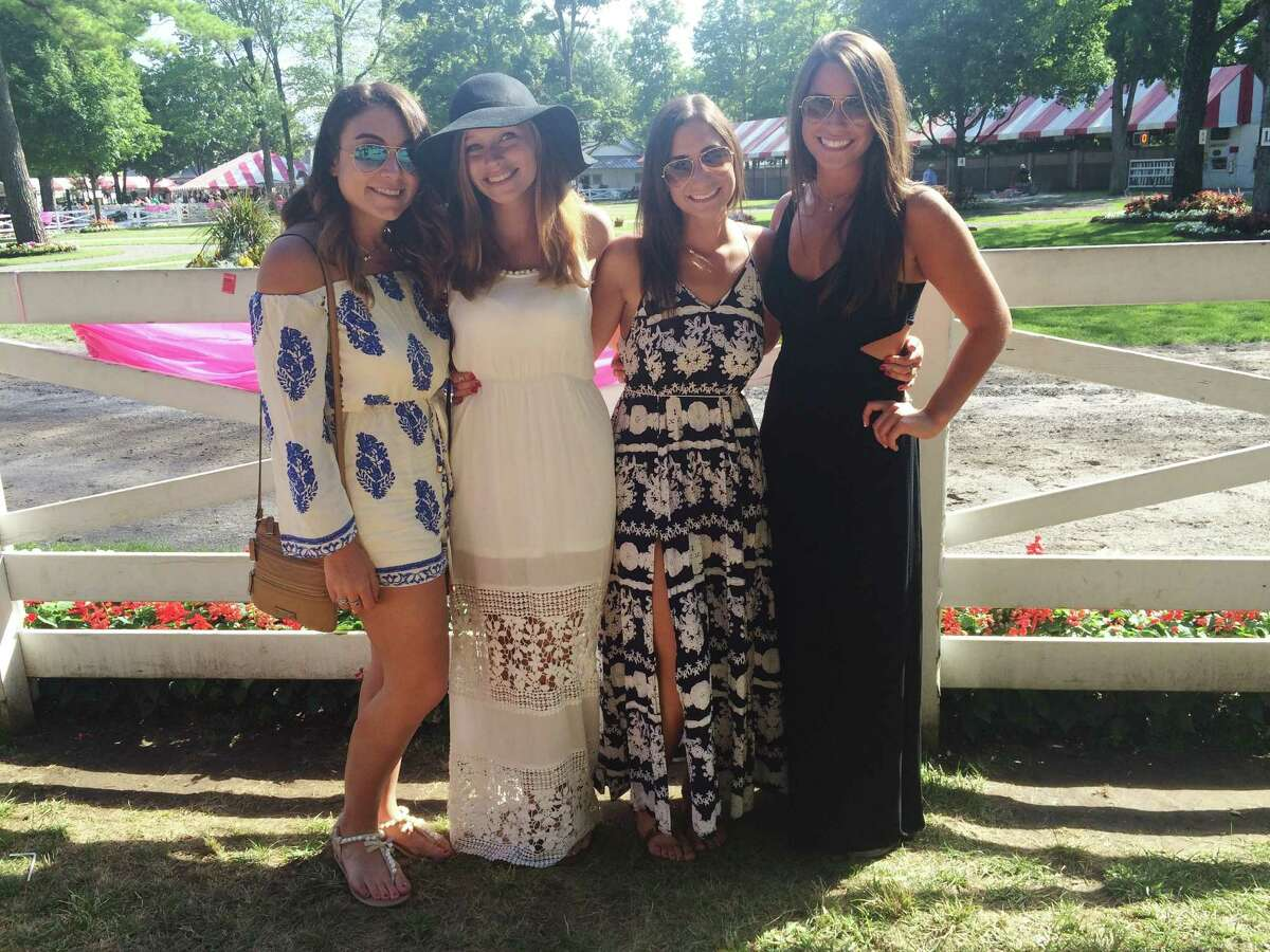 Were you Seen at the annual Fabulous Fillies Day at the Saratoga Race Course in Saratoga Springs on Thursday, Aug. 13, 1015? The event serves as a fundraiser for the Breast Cancer Research Foundation.