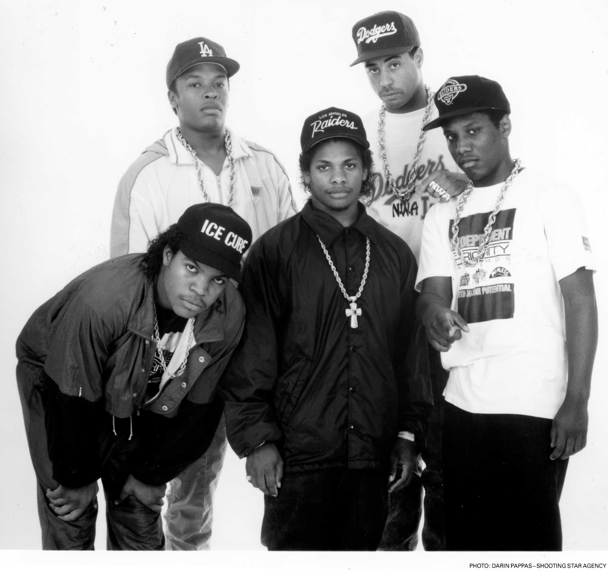N.W.A. To Be Inducted Into Rock And Roll Hall Of Fame, But Won't Perform