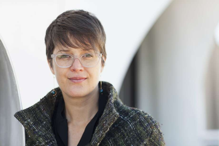 Lucía Sanromán, formerly with the Museum of Contemporary Art San Diego, is the new director of visual arts at YBCA. Photo: Kate Russell