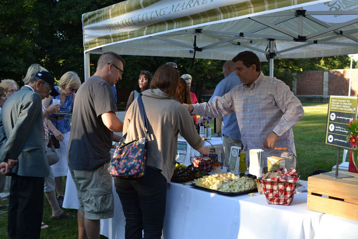 Were you Seen at The Sage Colleges Date Night before The Philadelphia Orchestra at SPAC on Thursday, August 13, 2015?