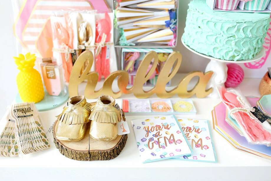 Pippa & Co. sells party supplies and other paper goods and gifts. 2544 Santa Clara Ave. (510) 263-9487. www.pippaco.com. Photo: Megan Small Photography