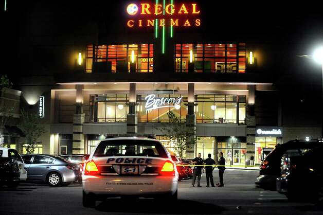 Colonie police, State Police, Albany County Sheriff's deputies, and police from Troy and Guilderland responded to a shooting scene outside Colonie Center shopping mall  in Colonie, N.Y.on Thursday, Aug. 13, 2015. (Cindy Schultz / Times Union) Photo: Cindy Schultz