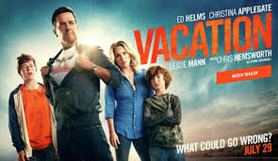 """Vacation"" is the reboot of the 1980s movie franchise that started with ""National Lampoon's Vacation."" Photo: Contributed / Contributed Photo / Westport News"