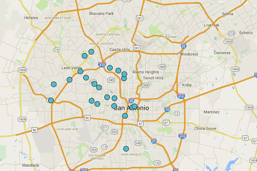 These are the San Antonio restaurants cited with 14 or more demerits in August. Click ahead to see the spots cited with high demerits over the past two weeks.