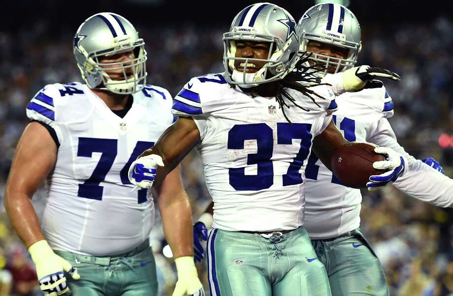 Early fumbles lead to Cowboys  loss in preseason opener - San ... f7d55a22f