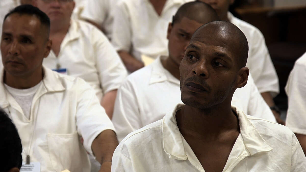 Inmates at Dominguez State Jail have been drawn to the message offered by Prem Rawat, who teaches that conflict doesn't happen on the outside, but on the inside.