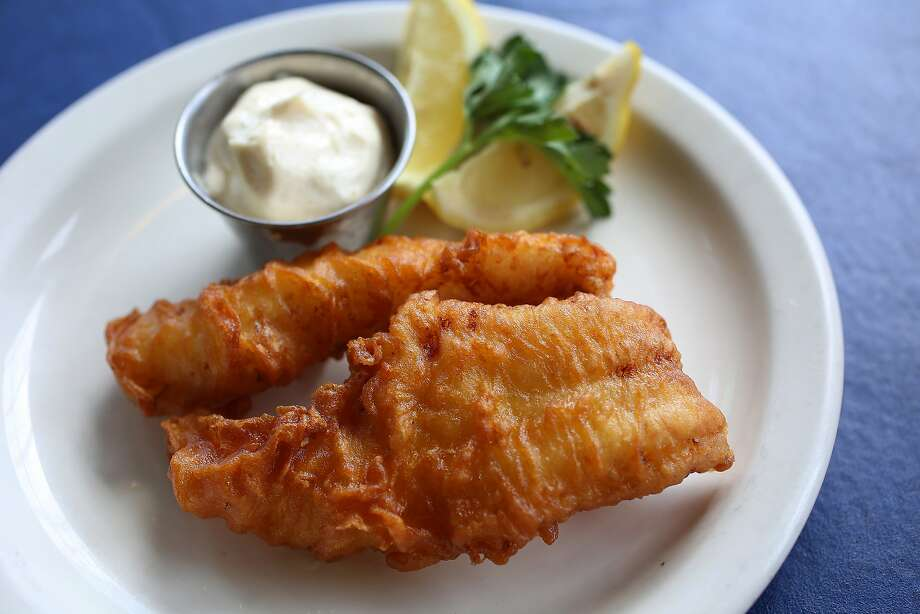 Fried grenadier at Sea Harvest restaurant in Moss Landing, Calif., on Thursday, August 13, 2015. Photo: Liz Hafalia, The Chronicle